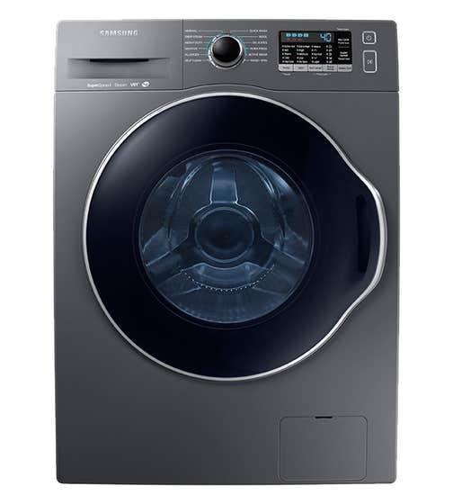 Samsung Washer 24 WW22K6800A showcased by Corbeil Electro Store