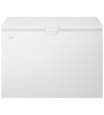 Whirlpool Freezer 48 White WZC3115DW