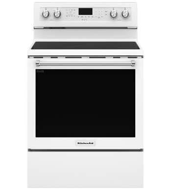 KitchenAid Range YKFEG500EWH