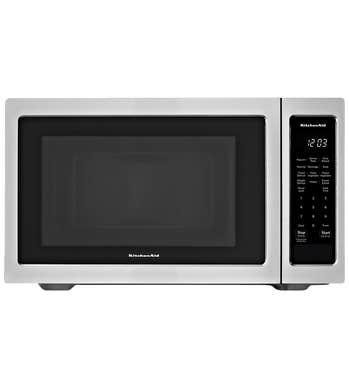 KitchenAid Micro-onde 22 Acier Inoxydable YKMCS1016GS