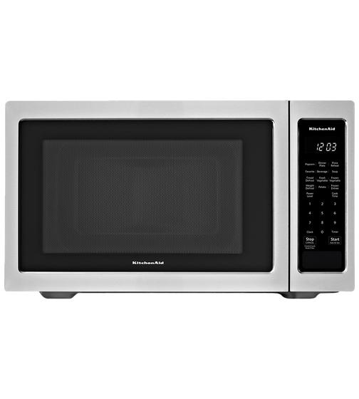 KitchenAid Microwave 22 StainlessSteel YKMCS1016GS