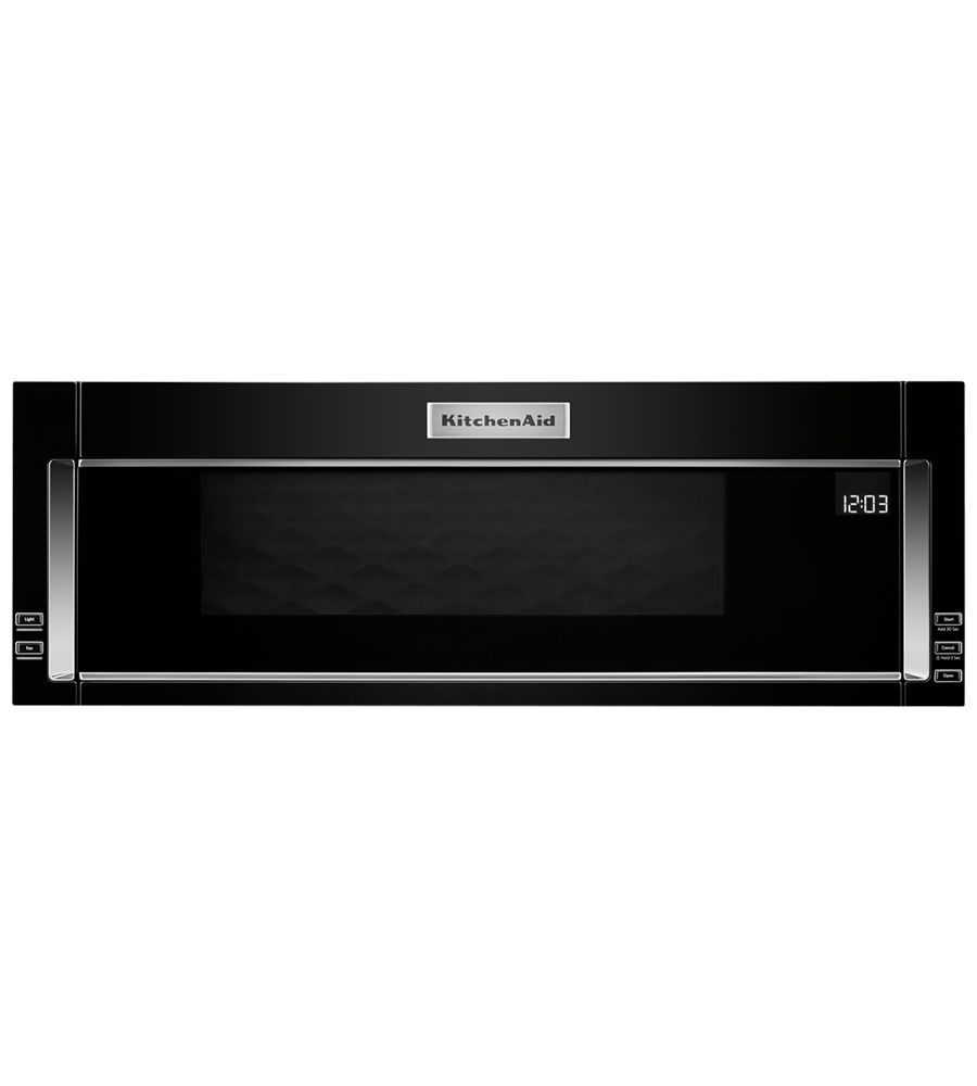 KitchenAid OTR microwave