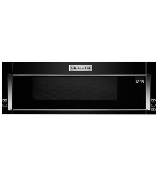 KitchenAid OTR microwave