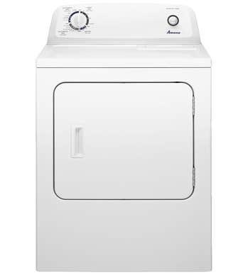 Amana Dryer YNED4655EW