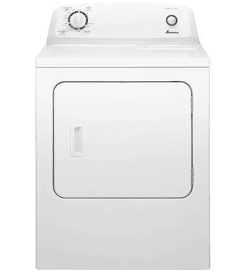Amana Dryer 29 White YNED4655EW