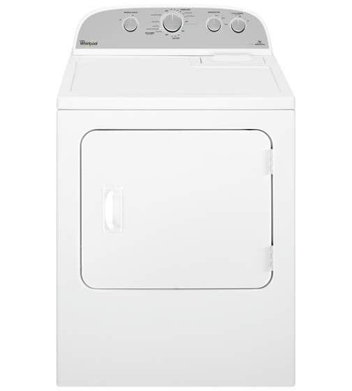 Whirlpool Secheuse 29 Blanc YWED49STBW en couleur Blanc présenté par Corbeil Electro Store