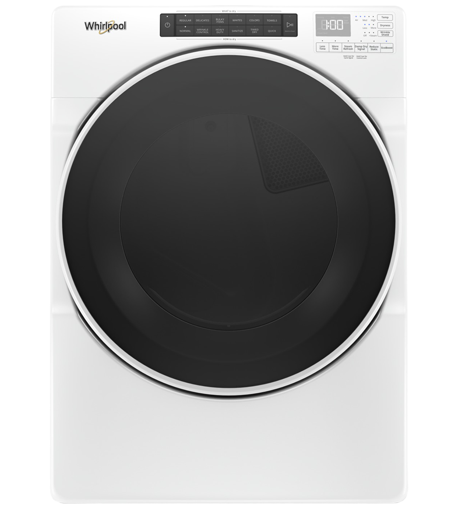 Whirlpool Dryer 27 YWED6620H