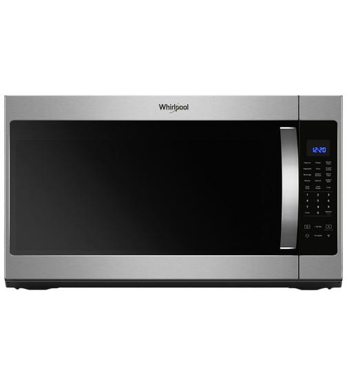 Whirlpool OTR microwave