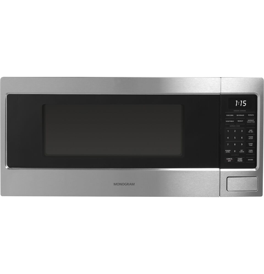 Monogram Microwave