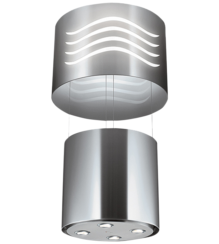Faber Rangehood 16inch in Stainless Steel color showcased by Corbeil Electro Store
