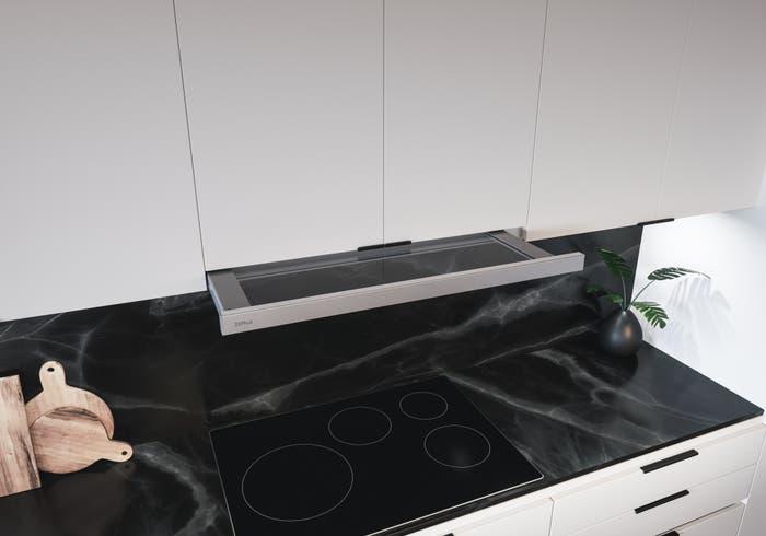 Zephyr Hotte de cuisinière ZPI-E24BG