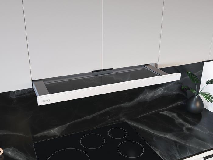 Zephyr Hotte de cuisinière ZPI-E30BW