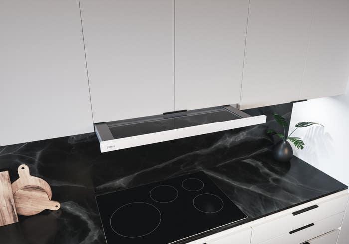 Zephyr Hotte de cuisinière ZPI-E30BW290
