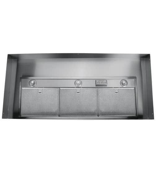 Ventilation Monogram en couleur Acier Inoxydable présenté par Corbeil Electro Store